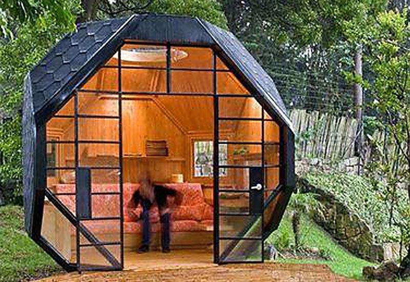 Contemporary summer house ideas