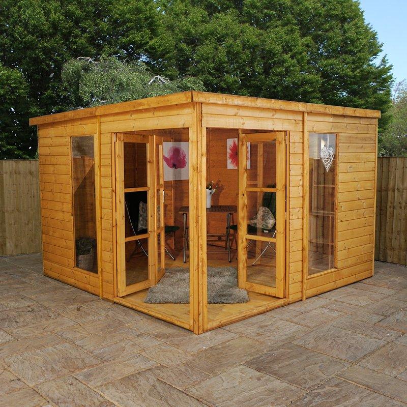10x10 Garden Room