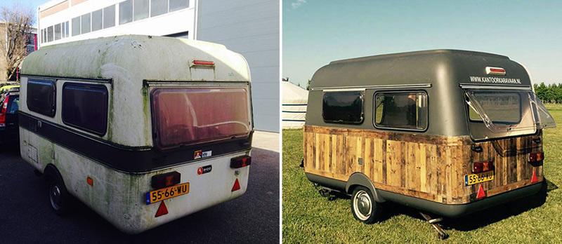 Caravan Conversion