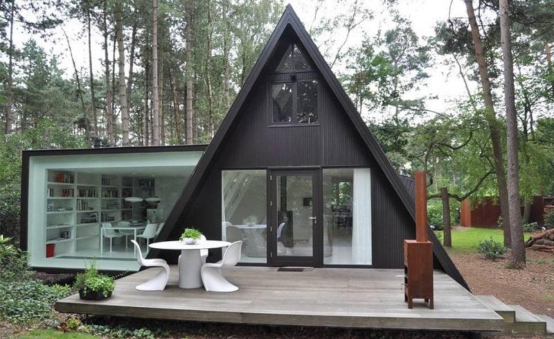 A Frame Summer Cabin belgium