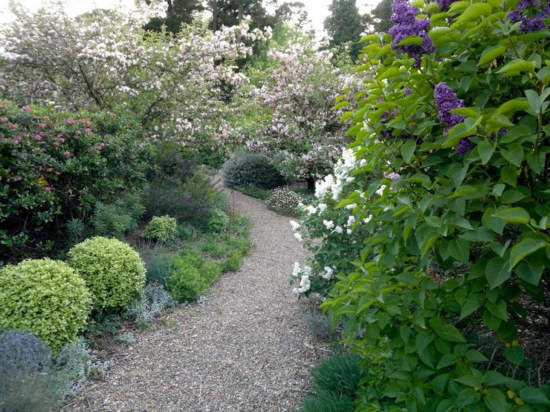 Gravel garden path ideas