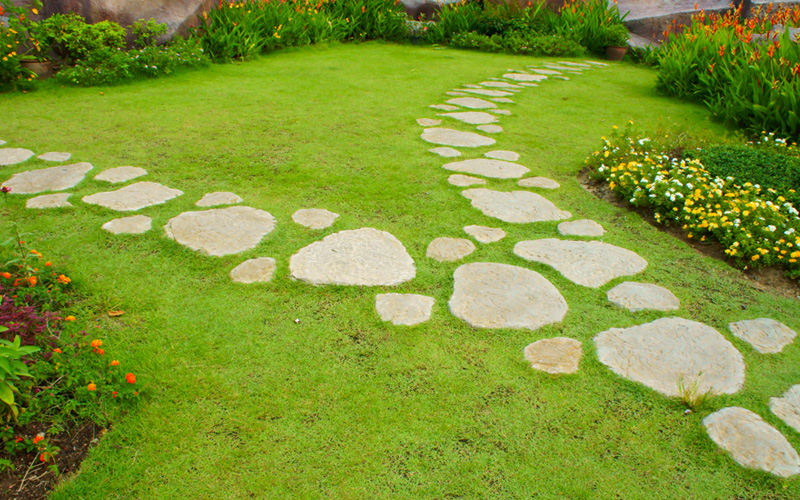 Stepping stones ideas