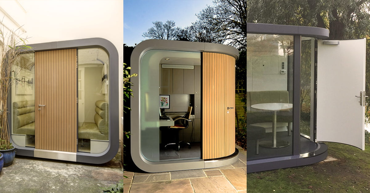 Cubed Office Pod