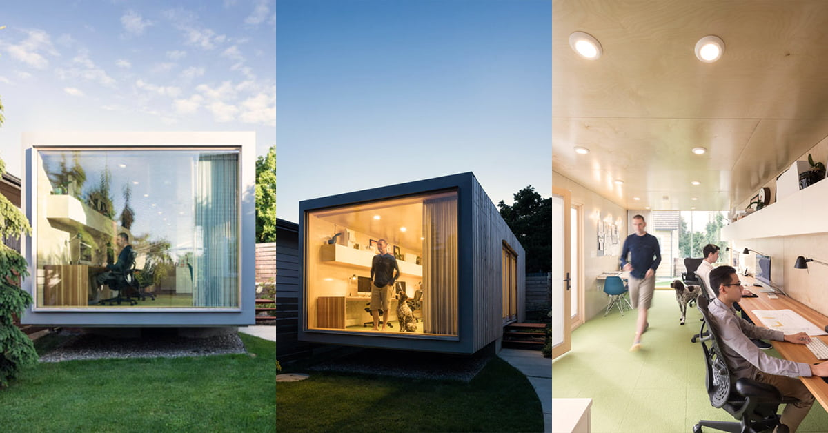 Storage Container Office